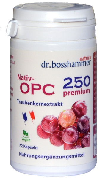 Nativ OPC 250 Premium à 72 Kapseln